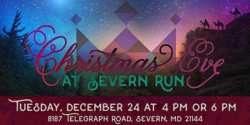Christmas Eve at Severn Run