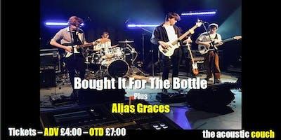 Bought it for The Bottle & Alias Graces