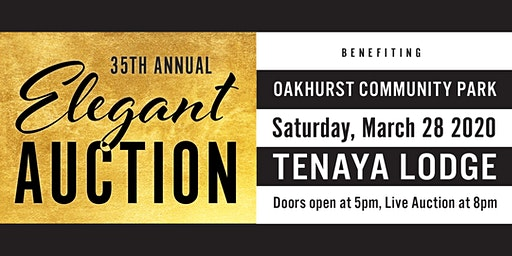 35th Annual Elegant Auction