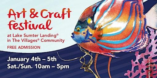 11th Annual Lake Sumter Art & Craft Festival