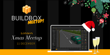 Buildbox Meetup | London | Dec 11th | tickets