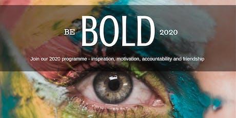 BOLD Goals Circles - Sheffield Membership 2020 tickets
