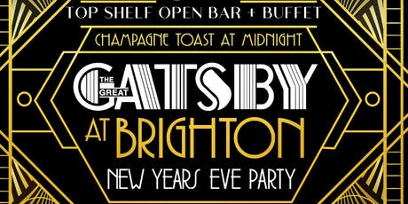 A Gatsby New Year's Eve at The Brighton! tickets