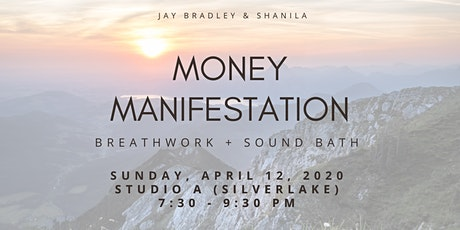 Money Manifestation Breathwork Sound Bath tickets