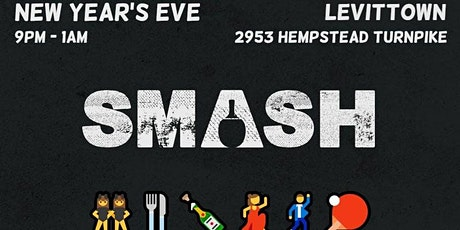 NYE at Smash tickets