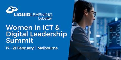Women in ICT & Digital Leadership Summit tickets