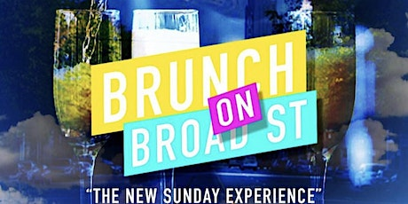 #BrunchOnBROADst tickets