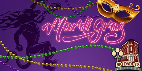 2020 Official Fireball Mardi Gras Party Package tickets