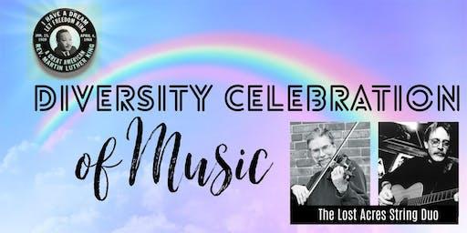 MLK Diversity Celebration of Music