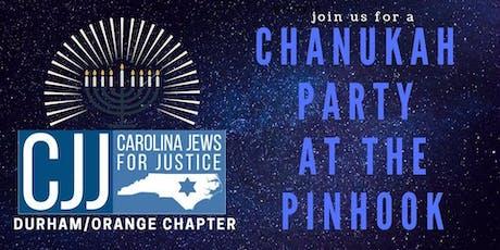 CJJ-Durham/Orange County Chanukah Party! tickets