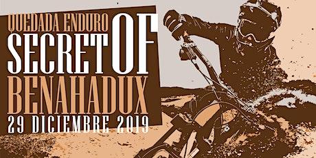 Quedada Enduro Secret Of Benahadux entradas