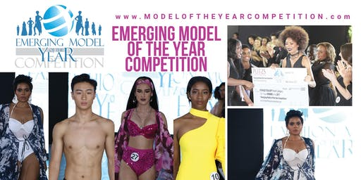 Scout to Discover and Recruit Aspiring, Potential Models at the 2020 Emerging Model of the Year Competition Show in NYC