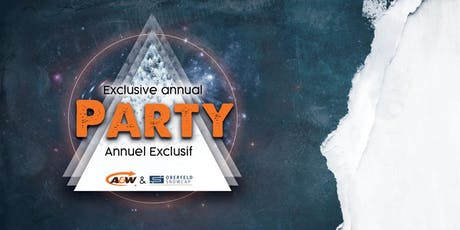 A&W + Oberfeld Snowcap - Exclusive Annual  Party  Exclusif Annuel 2020 tickets