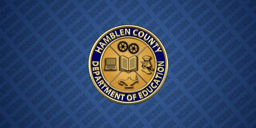 Hamblen County Department of Education January 2020 Substitute Teacher Training