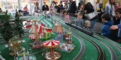 De-Install Toy Trains | Volunteer at the MAH