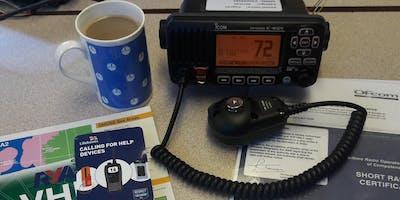 VHF Marine Radio Course - Short Range Certificate, Poole