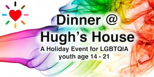 Dinner @ Hugh's House