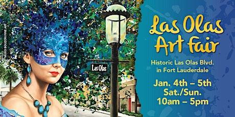 32nd Annual Las Olas Art Fair Part I tickets