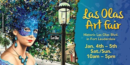 32nd Annual Las Olas Art Fair Part I