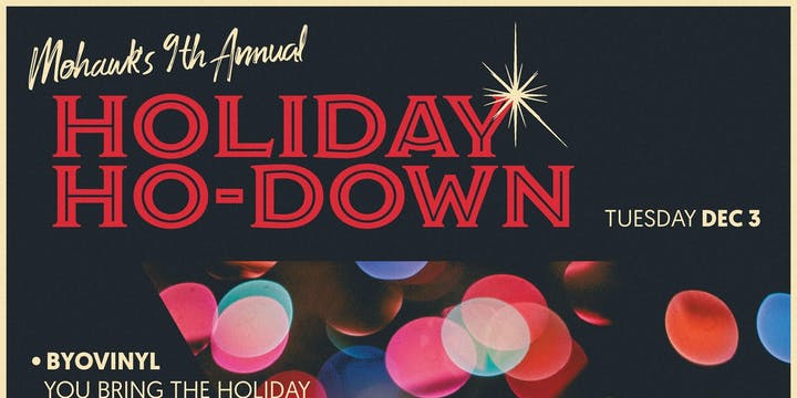 9th annual Holiday Ho-Down