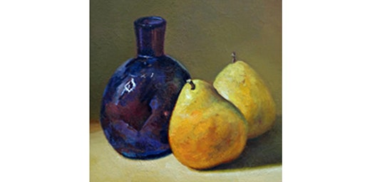 Beginners Art Class : Learn To Draw ... Still Life  SOLD OUT