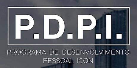PROGRAMA DE DESENVOLVIMENTO PESSOAL ICON 2.0 ingressos