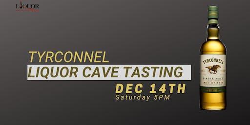Tyrconnel Liquor Cave Tasting