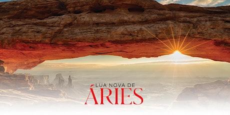 Lua Nova de Áries | RJ ingressos