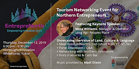 EntrepreNorth's Tourism Networking Event tickets