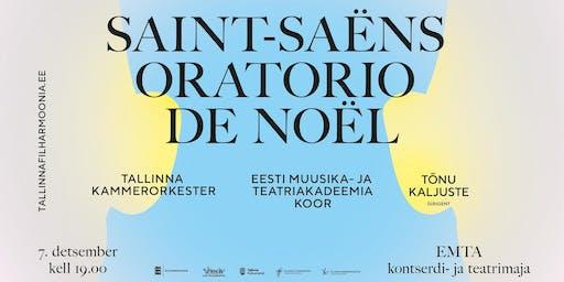 """Advent Concert: Saint-Saëns """"Oratorio de Noël"""""""