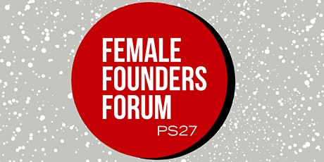 Female Founders Forum 2020 tickets
