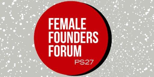 Female Founders Forum 2020