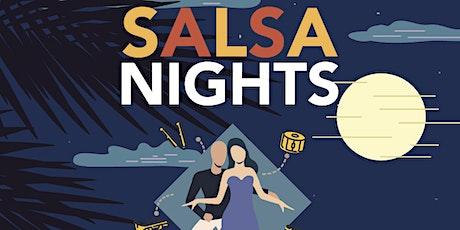 Salsa Nights tickets