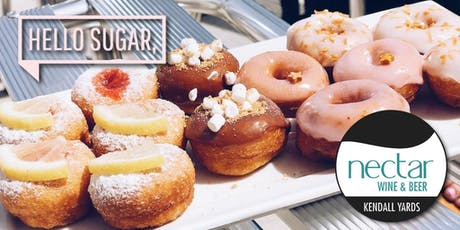 Hello Sugar Beer and Donut Tasting tickets