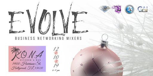 Evolve  Holiday Business Networking Mixer - Hollywood