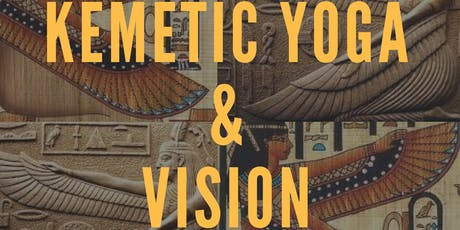 End of the Year Kemetic Yoga & Vision Board Party tickets