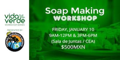 Workshop Soap Making
