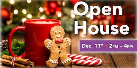 Festive Open House tickets