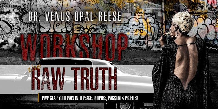 The Raw Truth™ Tour -  Houston image