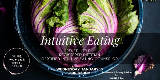 Intuitive Eating: Strathmore