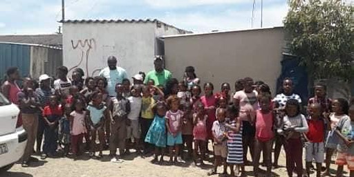 Christmas Party For Kids in South African Townships 2019
