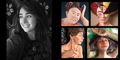 Mighty Mud Presents: Intro to Sculpting Faces with Jessica Stewart