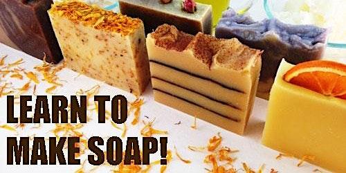 Wine Soap Making Class!
