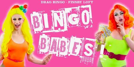 Drag Queen Bingo at Finsbay Loft - limited spaces