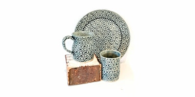 Mighty Mud Presents: Hand Building for Beginners: Breakfast Set with Donna Barton