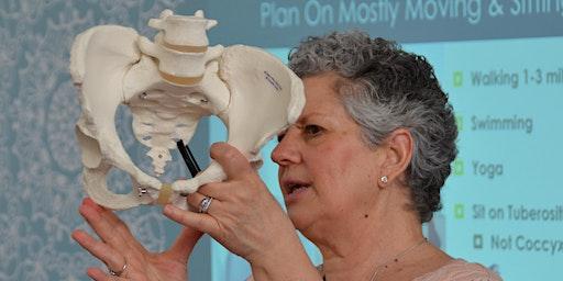 Salisbury, MD - Spinning Babies® Workshop w/ Lorenza Holt - Feb 10, 2020