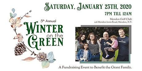 5th Annual Winter on The Green tickets