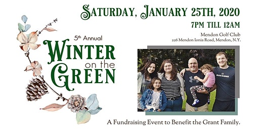 5th Annual Winter on The Green