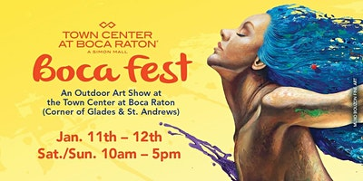 33rd Annual Boca Fest at The Town Center Mall