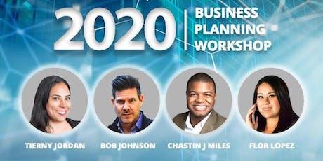 2020 Business Planning Workshop tickets